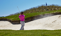 golfing in the outer banks - currituck club