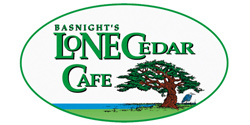 nags head restaurants - lone cedar cafe