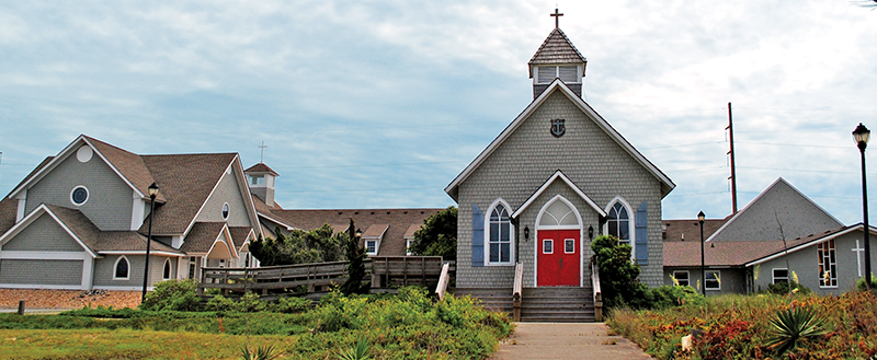 Churches In The Outer Banks