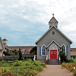 outer banks information - Churches