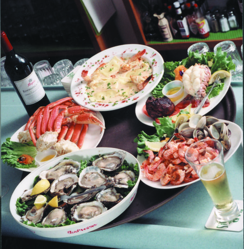 Local seafood always in season outer banks guides for Local fish restaurants