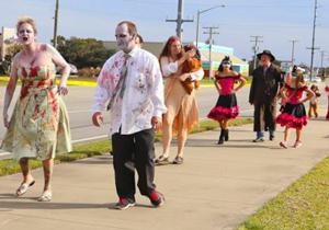 zombie-parade