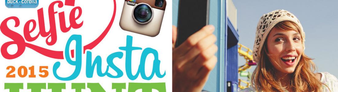 2015 Selfie Instagram Scavenger Hunt