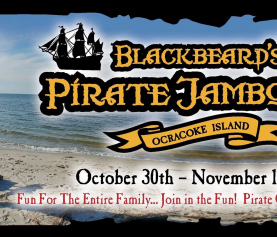 Arrrrrgh! Party With Pirates This Weekend!